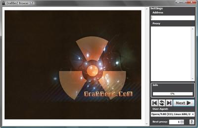 Grabberz Browser