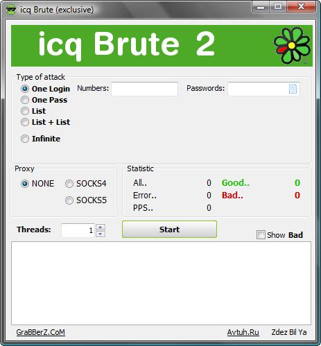 Icq Brute