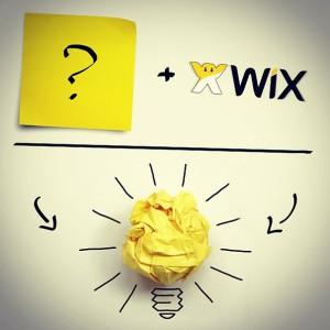 Wix - бесплатный конструктор сайтов HTML5