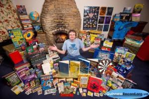 Книга рекордов Гиннеса - мировые рекорды и достижения